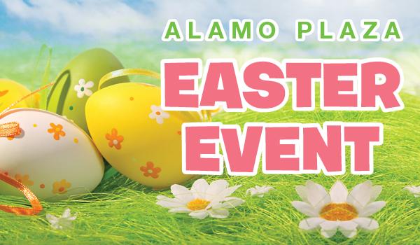 Alamo Plaza Easter