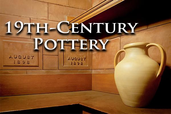 19th-Century Pottery