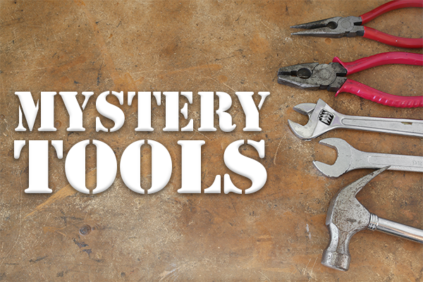 Mystery Tools