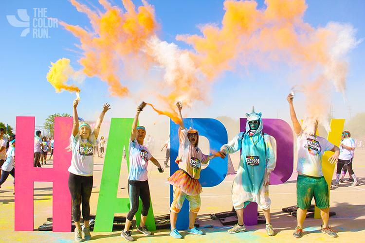 Color Run is a 1 day event being held on 16th June in Sacramento, United States. This event is also known as the Happiest 5k on the Planet, is a unique paint race that celebrates healthiness, happiness, and individuality.