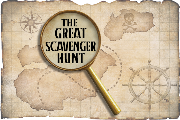 The Great Scavenger Hunt - Your Town Monthly
