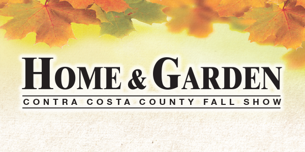 Contra Costa County Fall Home and Garden Show