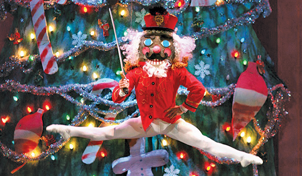 Contra Costa Ballet presents a festive production of u201cThe Nutcrackeru201d at the Lesher Center for the Arts in Walnut Creek on November 24-26 2017. & Contra Costa Ballet: u201cThe Nutcrackeru201d - Your Town Monthly azcodes.com