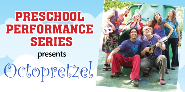 preschool performance songs danville s preschool performance series octopretzel 673