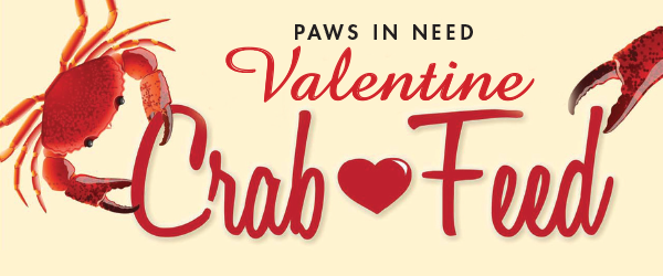 Paws In Need Valentine Crab Feed