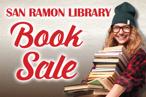 San Ramon Library Book Sale