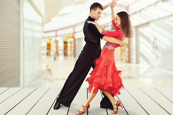Dinner, Dance & Romance