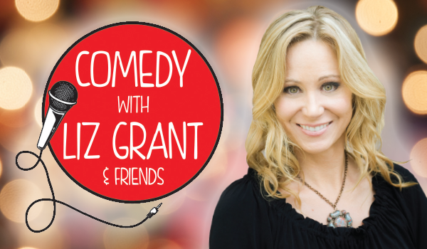 Comedy with Liz Grant