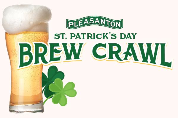 St. Patrick's Day Brew Crawl