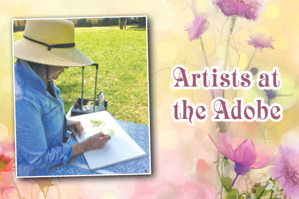 Artists At The Adobe In Vacaville Your Town Monthly