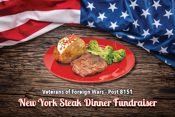 VFW Steak Dinner