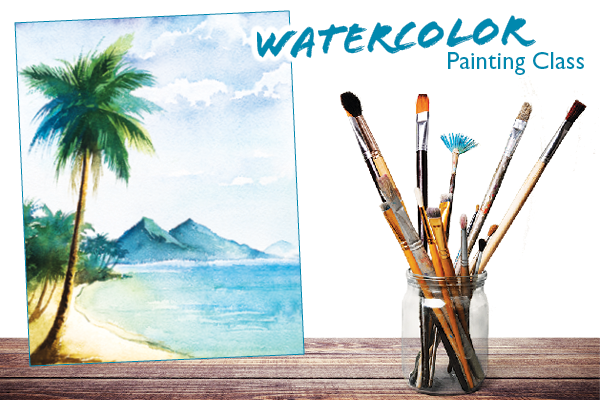Basic Watercolor Painting