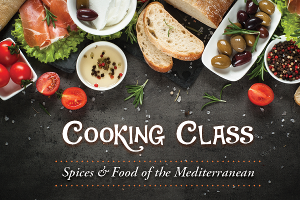 Spices of the Mediterranean