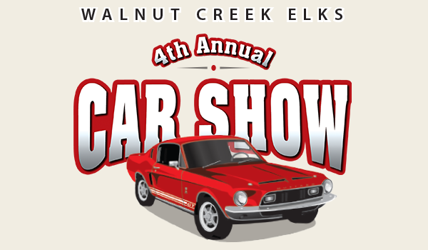 Th Annual Walnut Creek Elks Car Show Your Town Monthly - Livermore car show