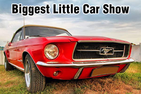 biggest little car show