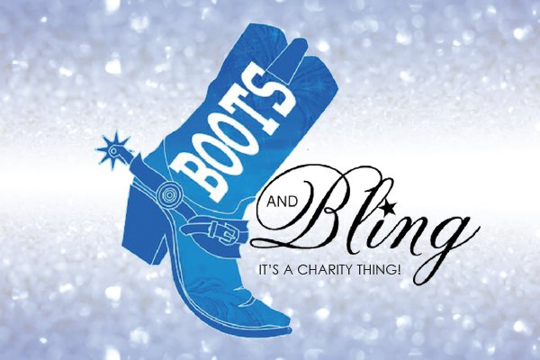 boots bling charity
