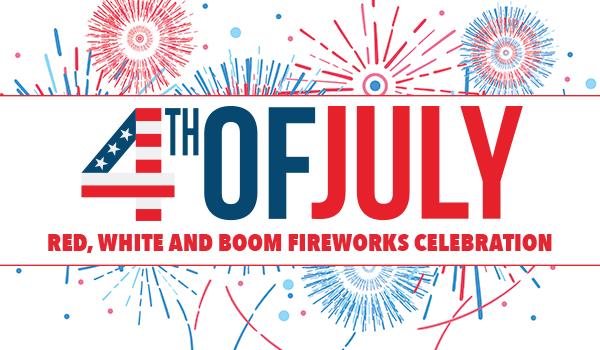 Family Fun Fireworks Celebration