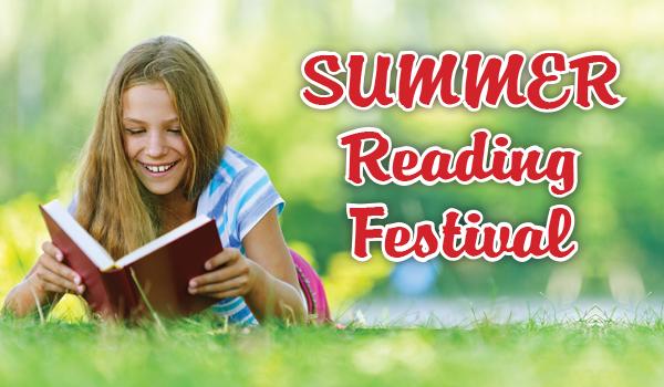 Summer Reading Festival