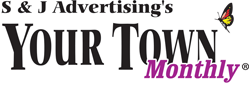 Your Town Monthly logo