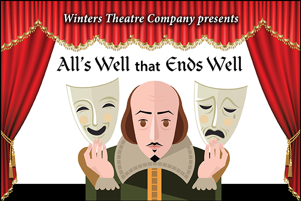 shakespeare winters theatre